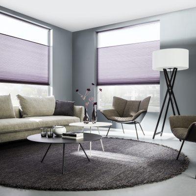 Elektrische raamdecoratie van Bodecor